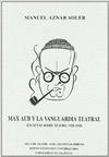 MAX AUB Y LA VANGUARDIA TEATRAL : (ESCRITOS SOBRE TEATRO:1928-1938). PALMIRENO