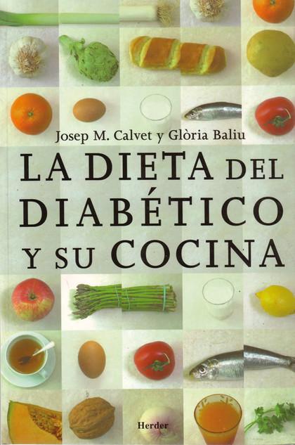 LA DIETA DEL DIABÉTICO Y SU COCINA