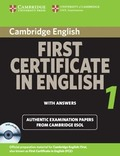 CAMBRID FIRST CERT ENG UPDATED 1 SF ST PK