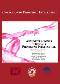 AMINISTRACIONES PÚBLICAS Y PROPIEDAD INTELECTUAL