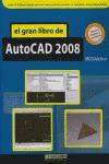 EL GRAN LIBRO DE AUTOCAD 2008