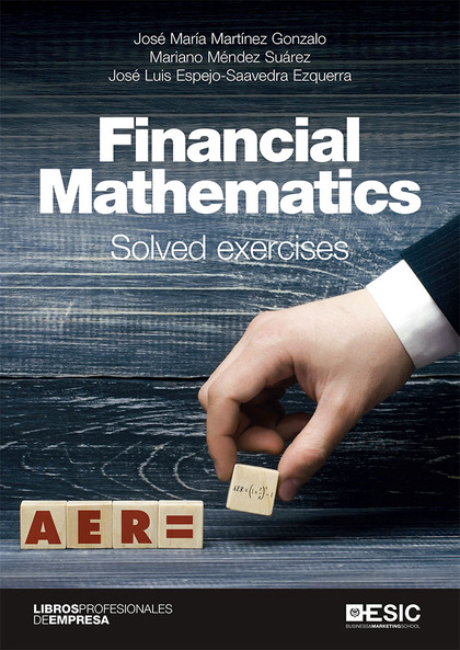 FINANCIAL MATHEMATICS                                                           SOLVED EXERCISE