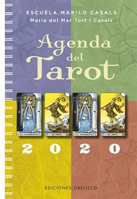 AGENDA DEL TAROT 2020.