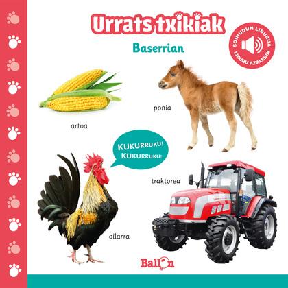 ANIMALES ADORABLES - LIBRO CON SORPRESAS