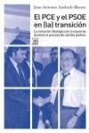 EL PCE Y EL PSOE EN LA TRANSICIÓN                                               LA EVOLUCIÓN ID
