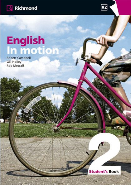 ENGLISH IN MOTION STUDENT´S BOOK 2 RICHMOND.