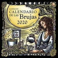 CALENDARIO DE LAS BRUJAS 2020.