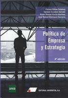 POLÍTICA DE EMPRESA Y ESTRATEGIA.
