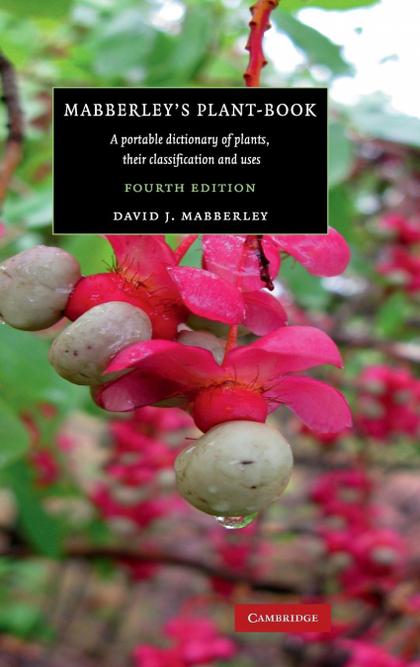 MABBERLEYS PLANT-BOOK