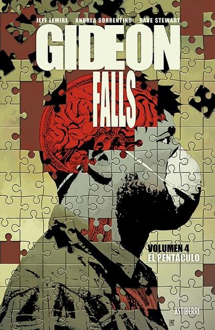 GIDEON FALLS 4. EL PENTÁCULO.