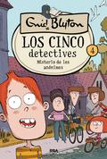 MISTERIO DE LOS ANÓNIMOS. LOS CINCO DETECTIVES 4