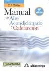 MANUAL DE AIRE ACONDICIONADO Y CALEFACCION.