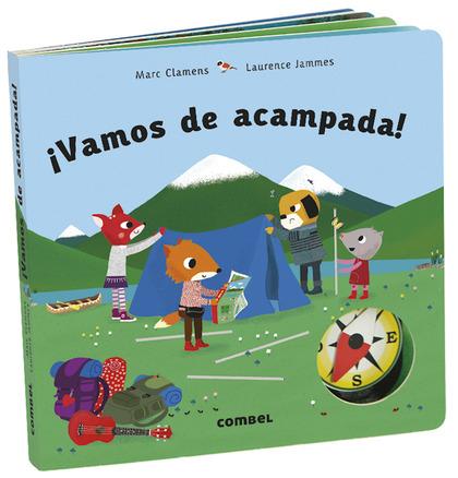 VAMOS DE ACAMPADA