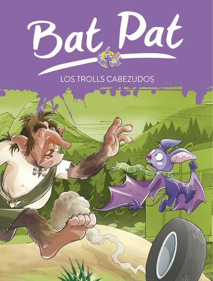 BAT PAT 9. TROLLS CABEZUDOS,LOS
