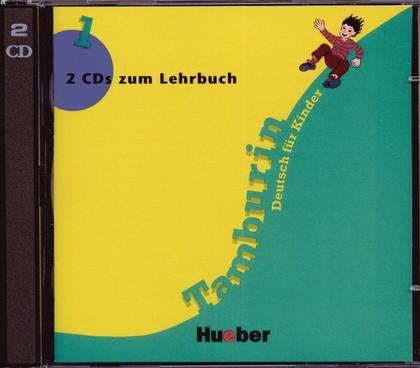 TAMBURIN 1 CD AUDIO