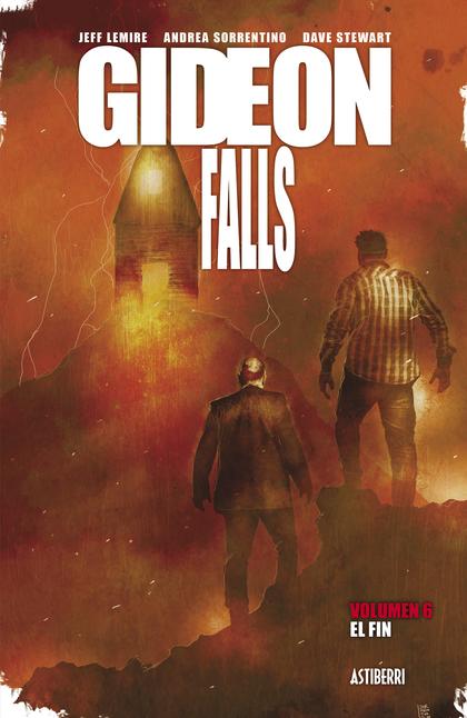 GIDEON FALLS 6. EL FIN.