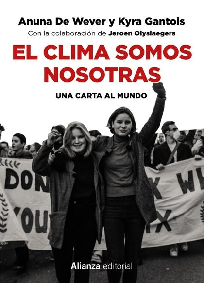 EL CLIMA SOMOS NOSOTRAS.