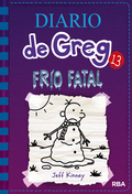 DIARIO DE GREG 13. FRIO FATAL. EBOOK.