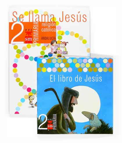 2 EP. SE LLAMA JESÚS 2º EP  (ANDALUCIA).