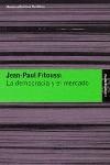 LA DEMOCRACIA Y EL MERCADO