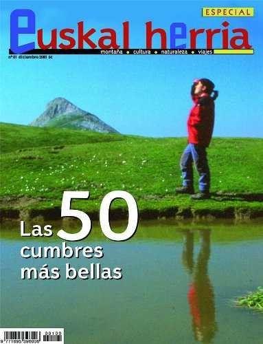 LAS 50 CUMBRES MÁS BELLAS DE EUSKAL HERRIA