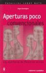 APERTURAS POCO CONVENCIONALES