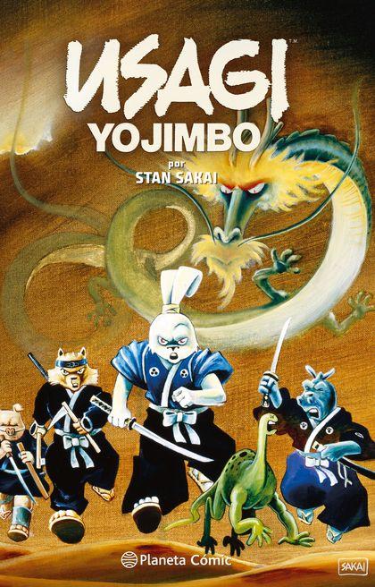 USAGI YOJIMBO FANTAGRAPHICS COLLECTION Nº 01/02.
