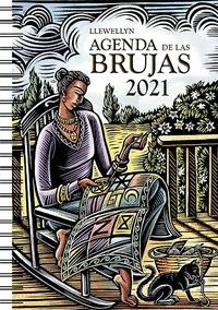2021 AGENDA DE LAS BRUJAS.