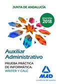 AUXILIAR ADMINISTRATIVO JUNTA DE ANDALUCIA INFORMATICA.