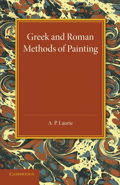 GREEK AND ROMAN METHODS OF PAINTING