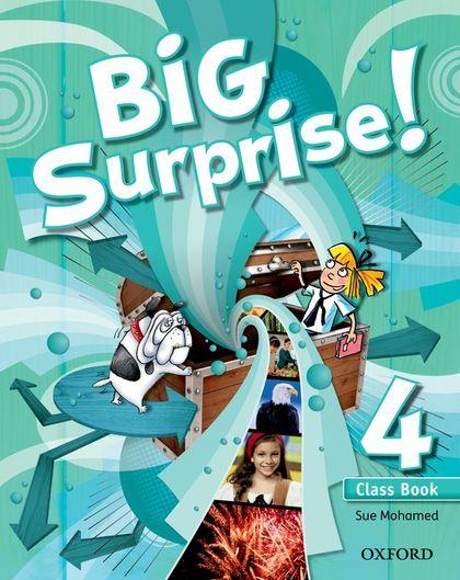 BIG SURPRISE 4 CB