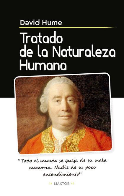 TRATADO DE LA NATURALEZA HUMANA.