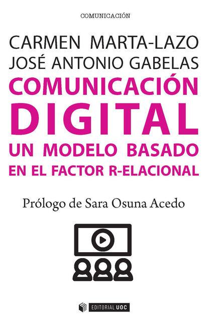 COMUNICACION DIGITAL UN MODELO BASADO EN EL FACTOR R-ELACIO