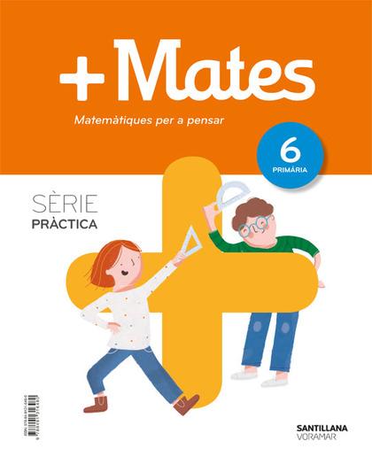 +MATE SERIE PRACTICA MATEMATIQUES PER A PENSAR 6 PRIMARIA