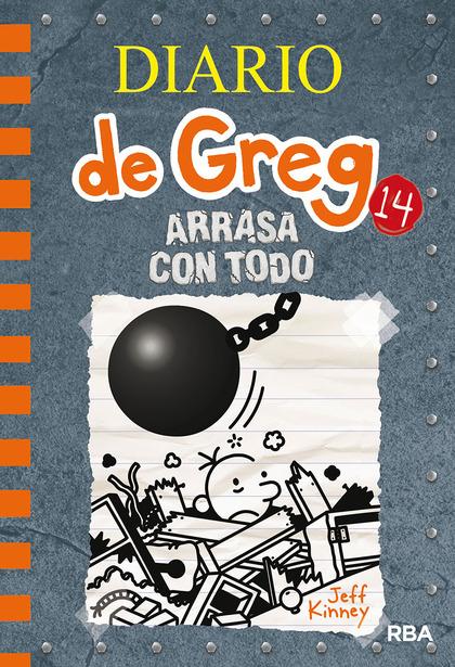 DIARIO DE GREG 14. ARRASA CON TODO.