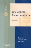 LEY GENERAL PRESUPUESTARIA
