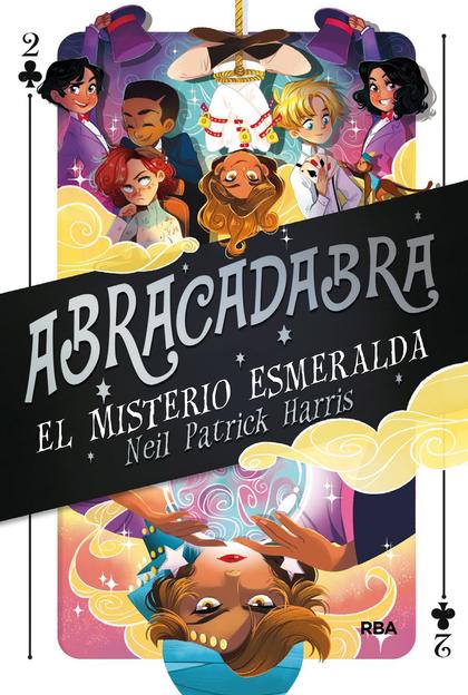 EL MISTERIO ESMERALDA. ABRACADABRA 2.