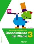 EN LÍNEA, CONOCIMIENTO DEL MEDIO, 3 EDUCACIÓN PRIMARIA (ANDALUCÍA)