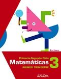 EN LÍNEA, MATEMÁTICAS, 3 EDUCACIÓN PRIMARIA