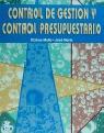 CONTROL GESTION CONTROL PRESUPUESTARIO