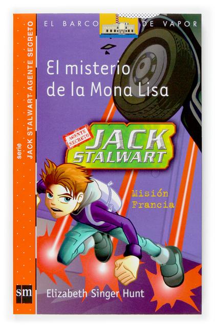 EL MISTERIO DE LA MONA LISA: MISIÓN FRANCIA