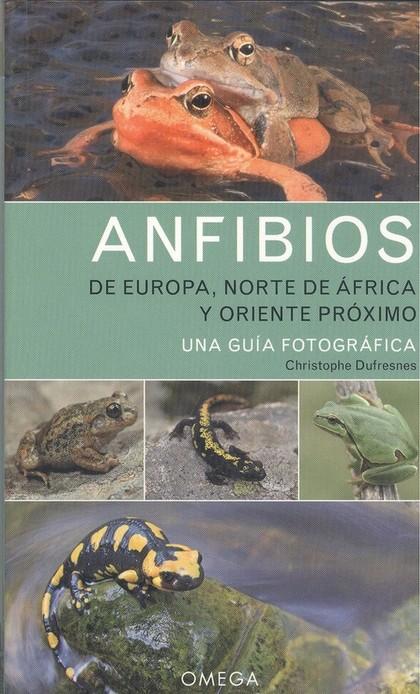 ANFIBIOS DE EUROPA NORTE DE AFRICA Y ORIENTE PROXIMO