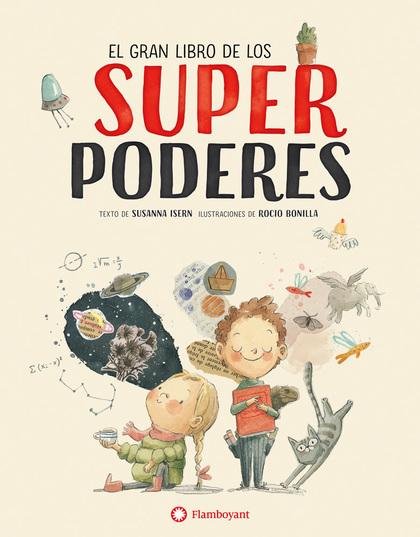 EL GRAN LIBRO DE LOS SUPERPODERES.