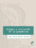 ORIGEN Y EVOLUCIÓN DE LA GRAMÁTICA.