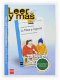 LEER Y MÁS, LA FLACA Y EL GORDO, EDUCACIÓN PRIMARIA, 2 CICLO. CUADERNO DE COMPRENSIÓN LECTORA