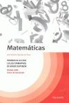 TEMARIO MATEMATICAS PRUEBAS DE ACCESO CICLO FORMATIVO GS