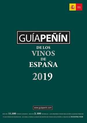 GUÍA PEÑIN DE LOS VINOS DE ESPAÑA 2019.