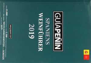 GUÍA PEÑIN SPANIENS WEINFÜHRER 2019.