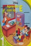 APRENDO CON LA E, NIVEL 1