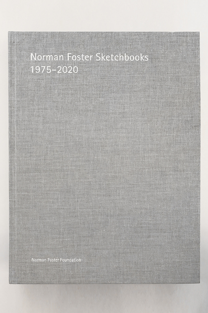NORMAN FOSTER SKETCHBOOKS. 1975?2020